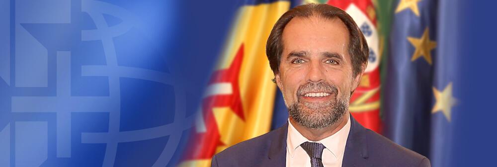 """""""O que nos move é o bem público e assegurar que a Região ultrapassará com sucesso os desafios que temos pela frente""""  -  Miguel Albuquerque - Presidência"""