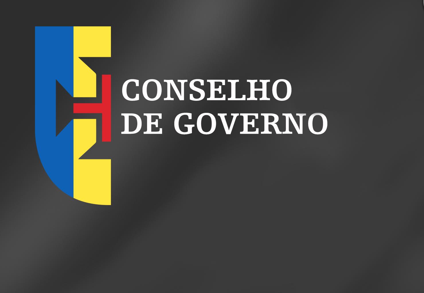 Conclusões Conselho de Governo - 22 de agosto de 2019