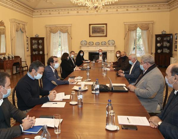 Comunicado - Reunião extraordinária do Governo Regional