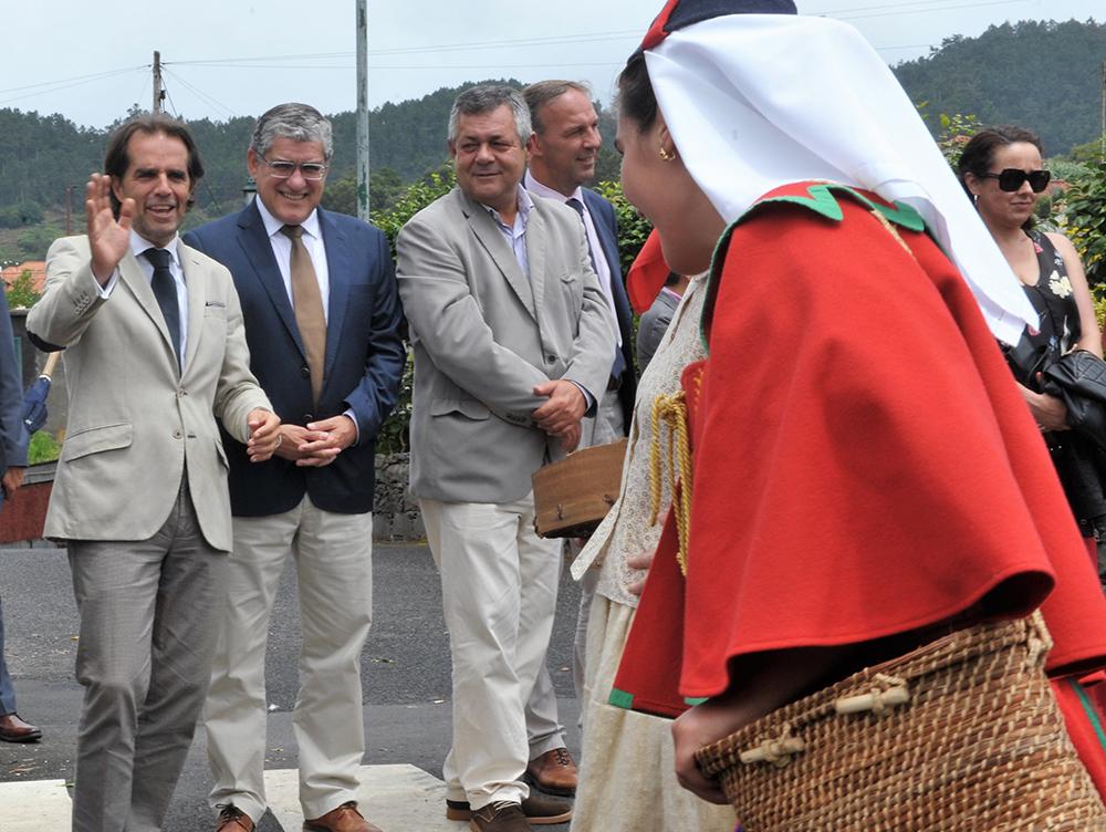 Governo avança com requalificação da zona histórica de São Jorge