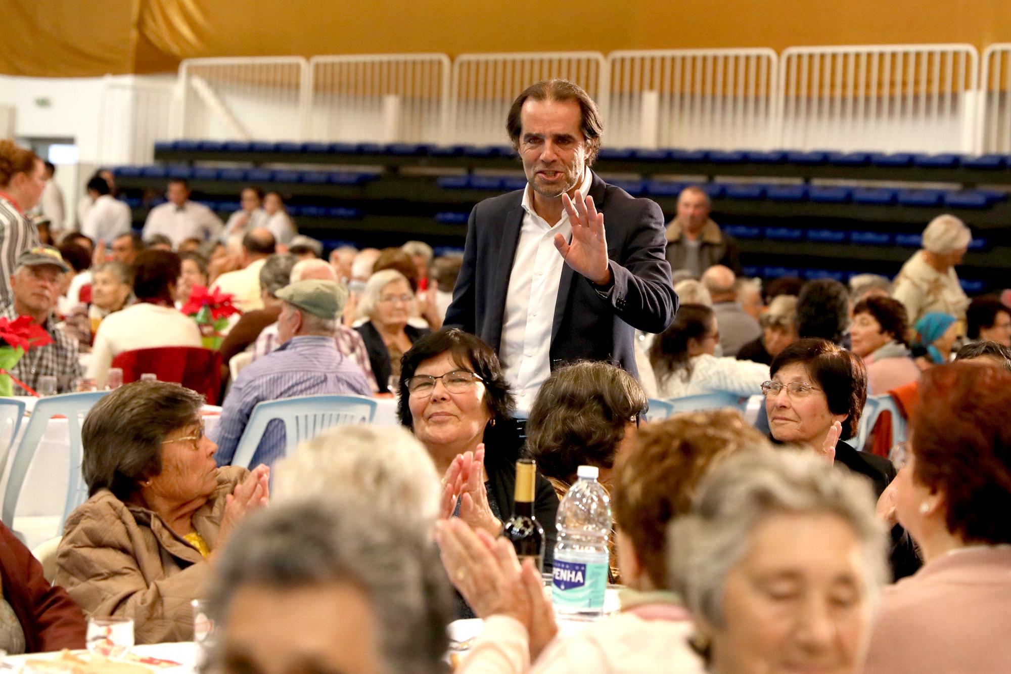 Albuquerque anuncia em janeiro novas medidas de apoio aos idosos