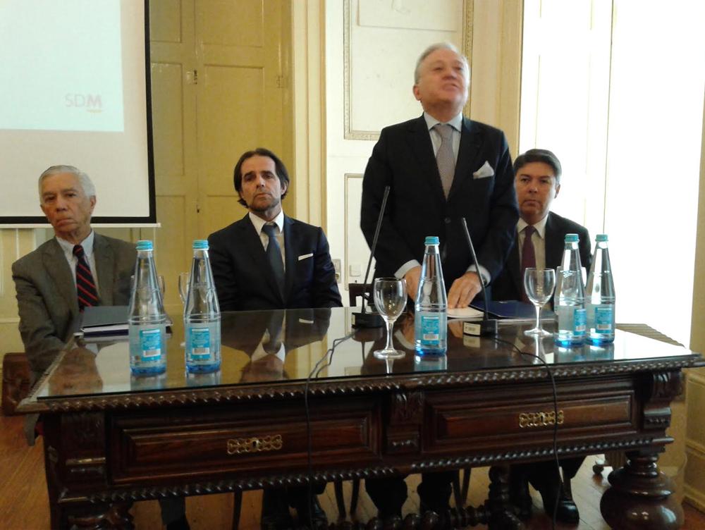 Conferência CINM no Porto