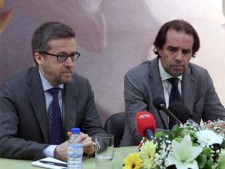 Presidente do Governo Regional aborda relevância da visita do Comissário Europeu Carlos Moedas à RAM