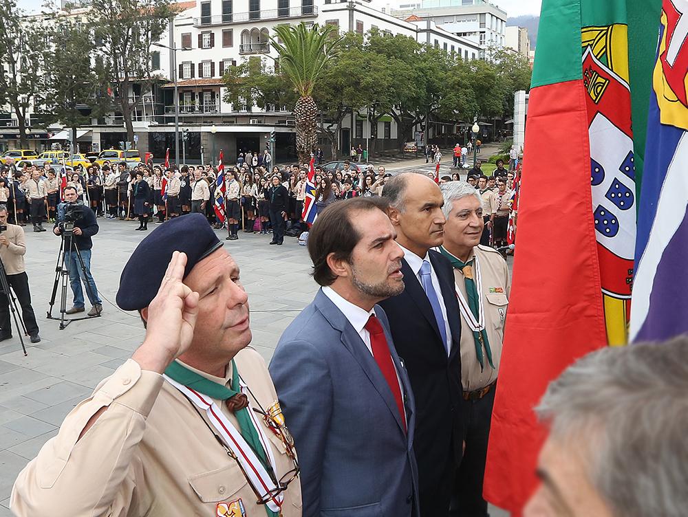 Governo vai atribuir Ordem de Mérito Regional ao Corpo Nacional de Escutas