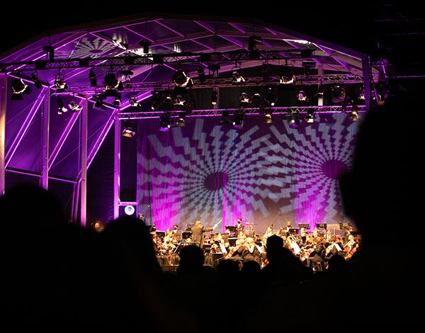 Orquestra Clássica da Madeira proporcionou concerto na Praça do Povo
