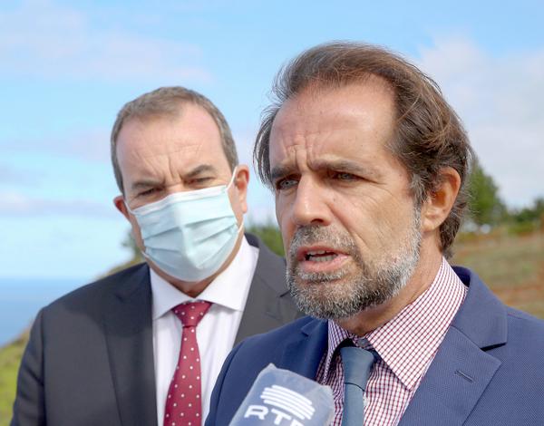 Região atenta à situação epidemiológica no Continente e na Europa