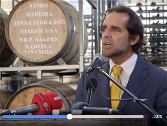 Declaração de Miguel Albuquerque sobre o Centro Internacional de Negócios da Madeira