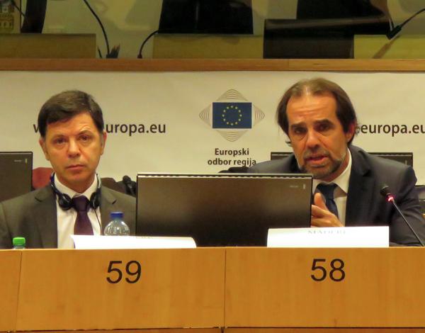 Preocupações da Região para o Quadro Financeiro 2021-27