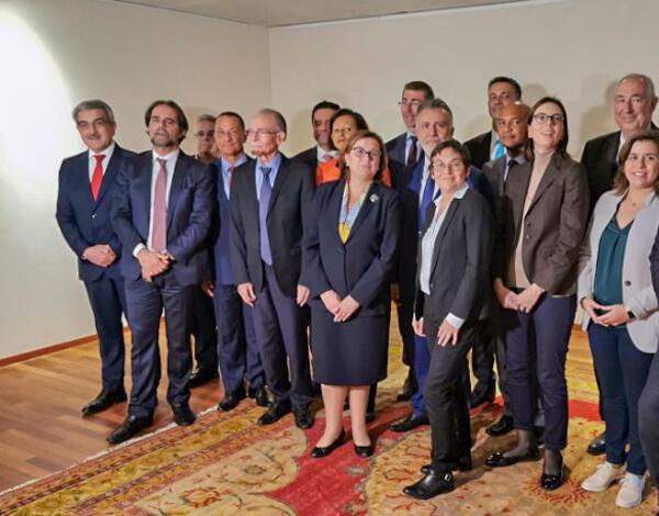 Interesses da Região defendidos em Bruxelas