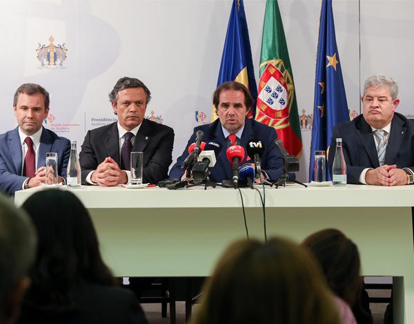 Região cessa voos com origem em países referenciados pela OMS com transmissão comunitária ativa