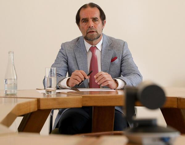 Miguel Albuquerque participou na reunião do Conselho de Estado