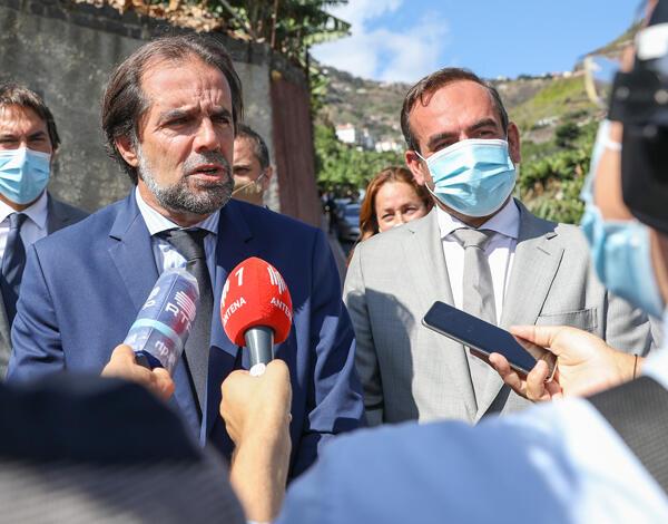 Região quer acolher reunião política da UE durante a presidência portuguesa