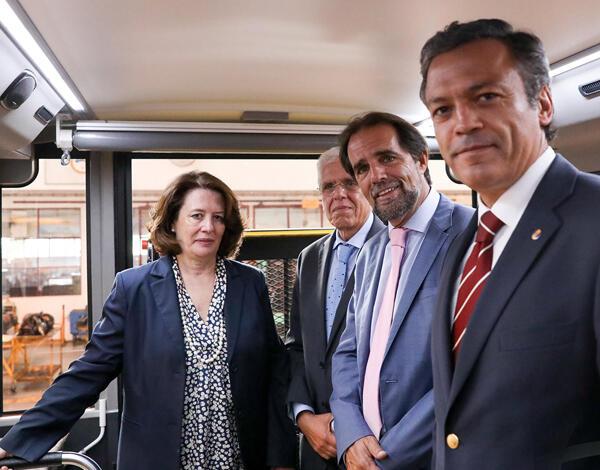 Cumpridos compromissos com a Horários do Funchal