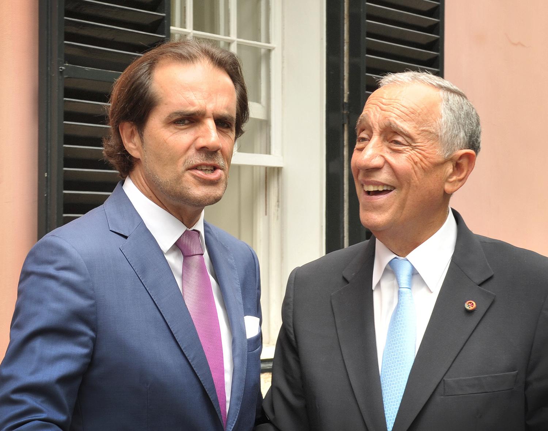 Marcelo preside à Comissão de Honra dos 600 Anos