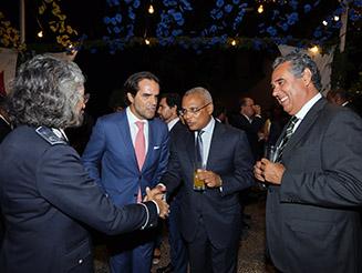 Madeira e Cabo Verde estreitam amizade e cooperação