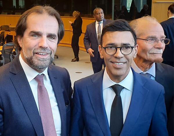 Miguel Albuquerque pede ao Parlamento Europeu defesa das RUP nas negociações do Quadro Financeiro Plurianual 2021-27