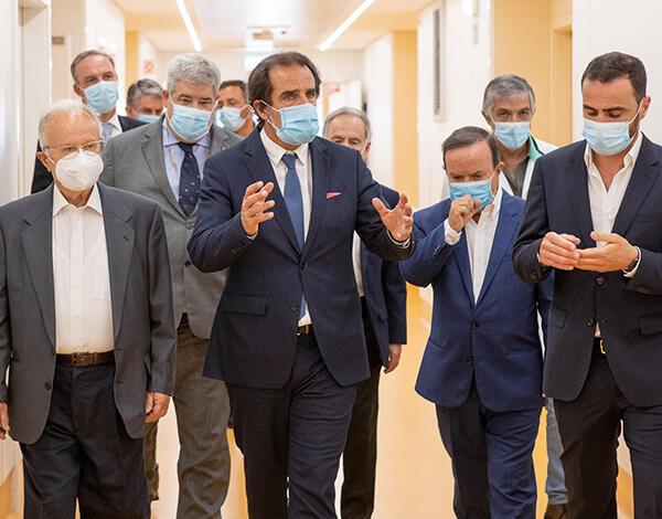 Miguel Albuquerque elogia Hospital Particular e destaca qualidade do serviço de Saúde da Região