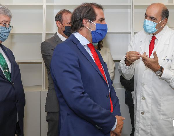 Miguel Albuquerque elogia Unidade de Saúde Pública