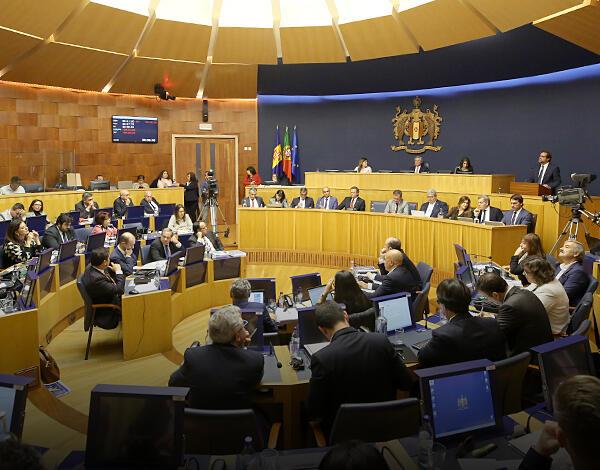 Miguel Albuquerque encerrou o debate da Apresentação e Debate do ORAM 2020