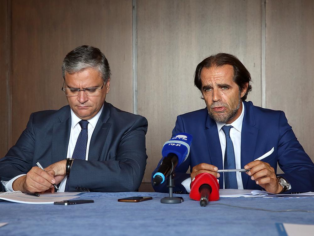 Miguel Albuquerque defende reforço do Fundo de Coesão e a manutenção das taxas de comparticipação
