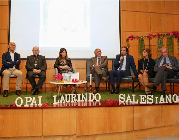 Madeira cumpre grande ambição do Padre Laurindo
