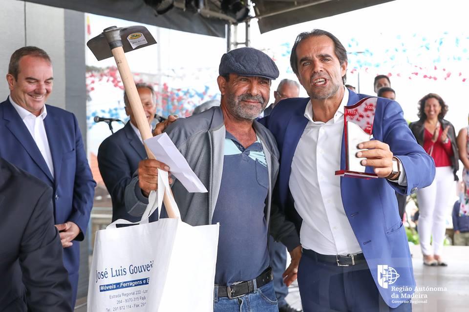 Via expresso e apoio à agricultura na Ponta do Pargo
