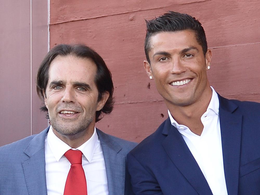 Presidente do Governo Regional felicita Cristiano Ronaldo