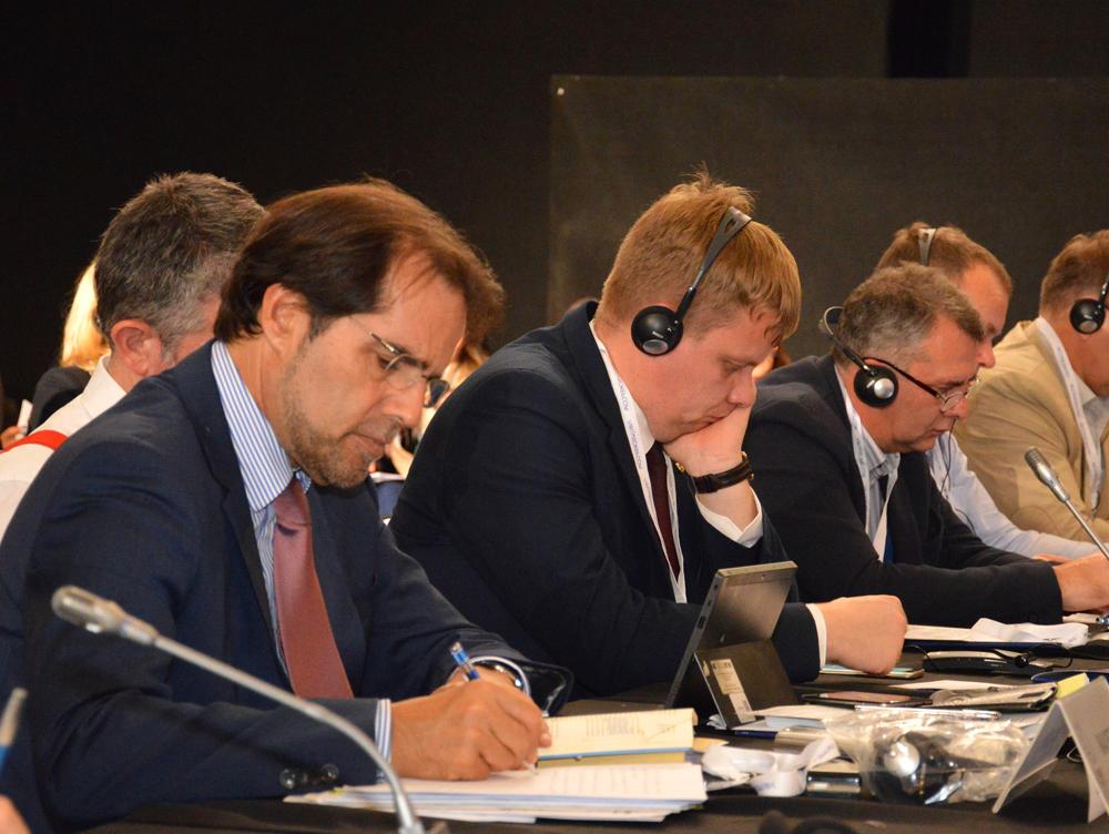Miguel Albuquerque representou a Madeira na Conferência das Regiões Periféricas Marítimas da Europa