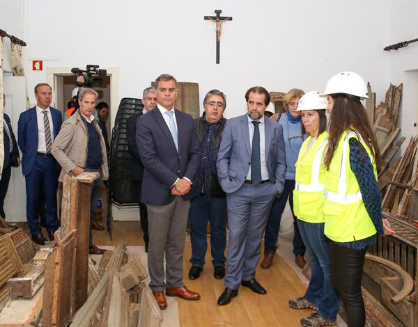 Convento de Santa Clara abre ao público em 2021