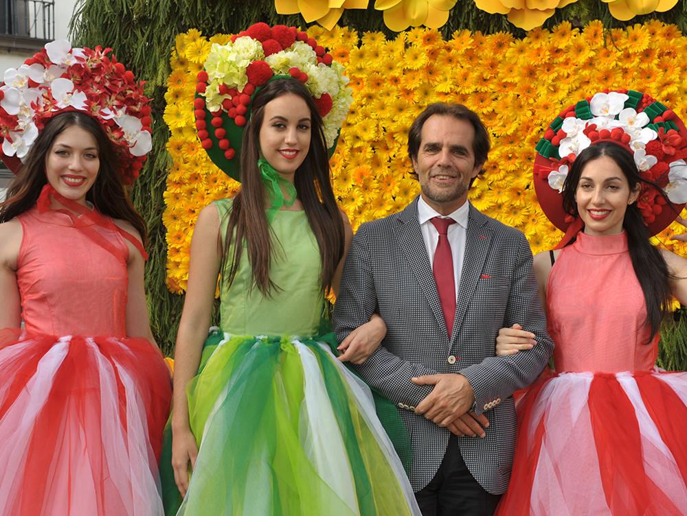 Governo quer alargar Festa da Flor para 4 semanas