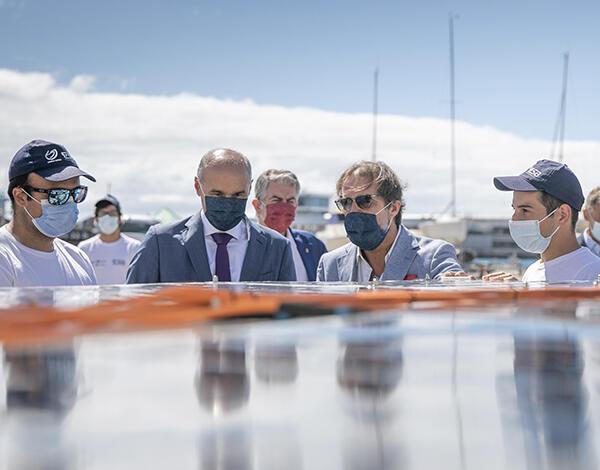 Região vai realizar em 2022 competição de embarcações movidas a energia renovável