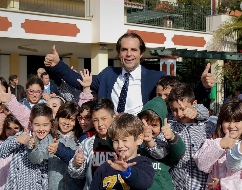 Governo recupera Pavilhão da Bartolomeu Perestrelo