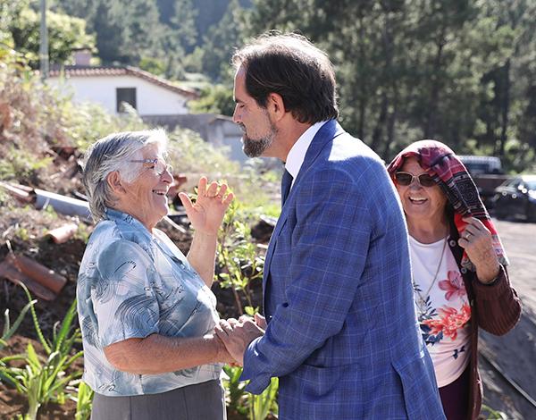Governo Regional avança para ligação Paul - Ginjas