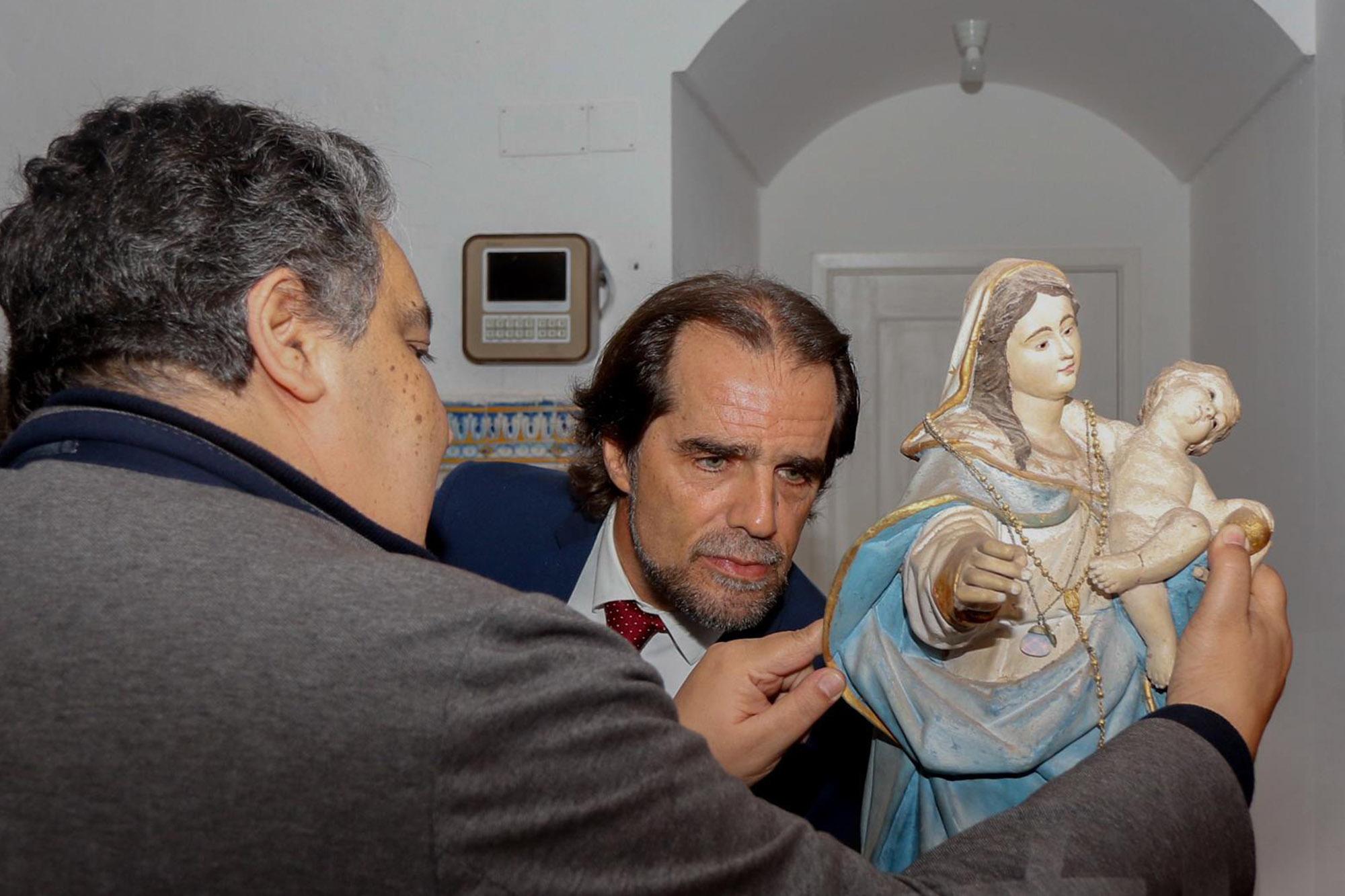 Governo recupera duas capelas da Igreja Matriz de Machico