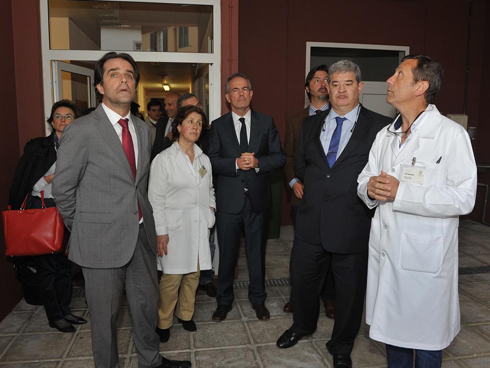 Governo melhorou Centro de Saúde de Santana. Segue-se a Calheta.