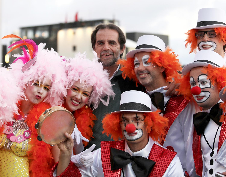Maior cortejo de Carnaval de sempre