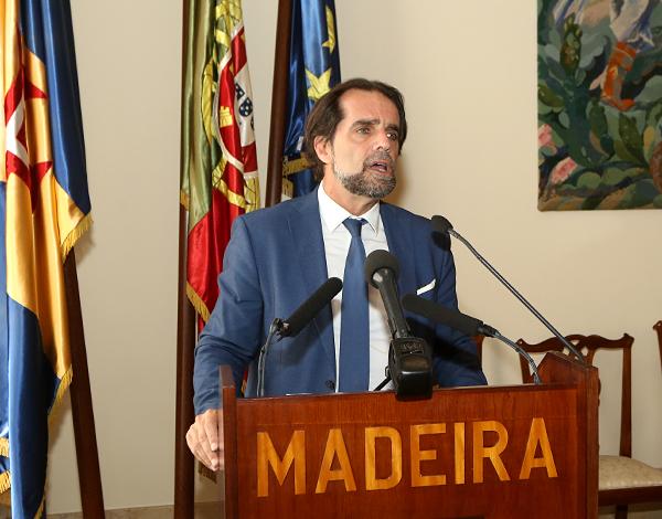 Presidente do Governo defendeu estratégia atlântica para o país e Europa