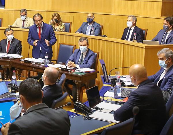 Presidente do Governo satisfeito com declaração do candidato à liderança do PS-Madeira