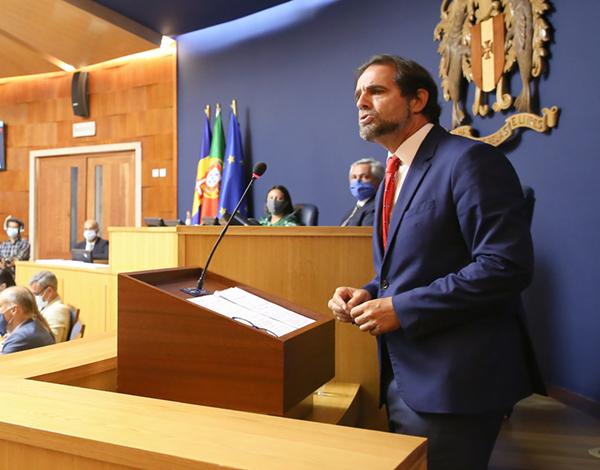 Albuquerque mantém prioridades: salvaguardar a vida e a saúde dos cidadãos