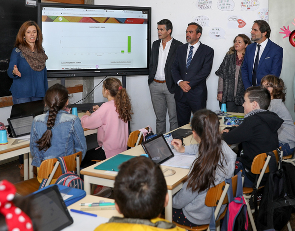 Escola do Estreito é exemplo na área do ensino e da inovação