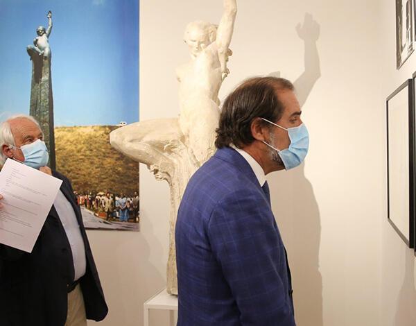 Albuquerque elogia Ricardo Veloza