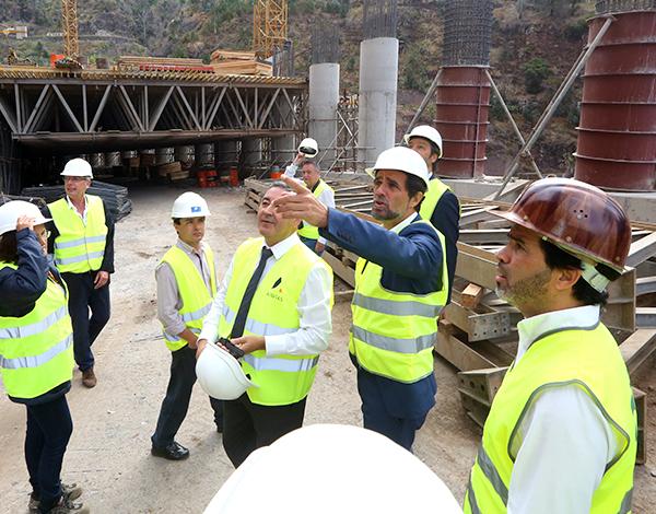 Falsos túneis na Ribeira de João Gomes fundamentais à segurança da população