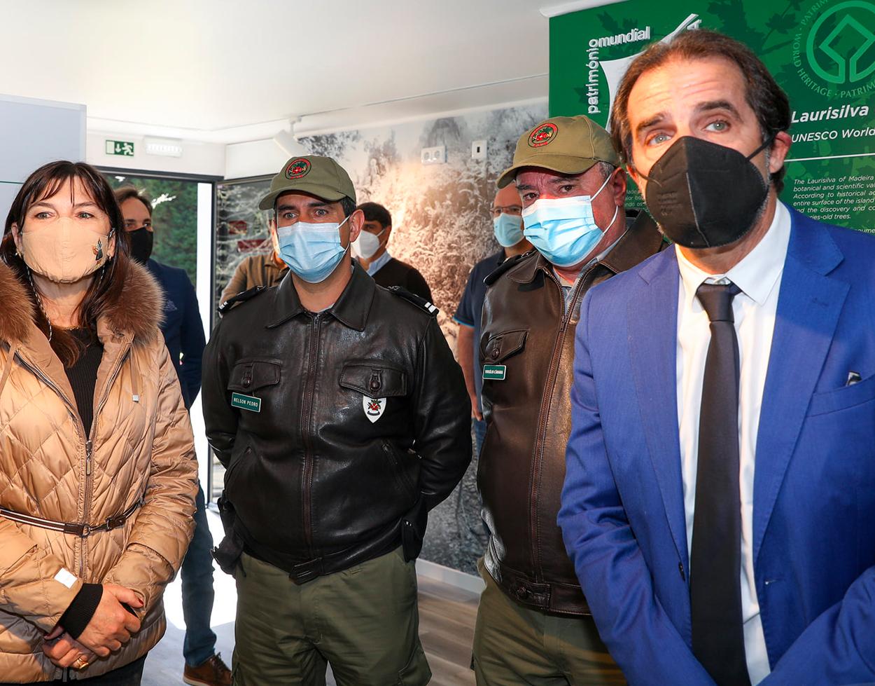 «É fundamental preservar a floresta»