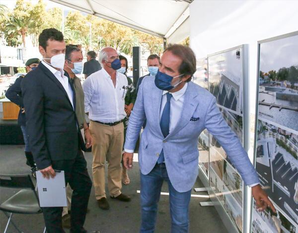 Nova Marina do Funchal será espaço de excelência