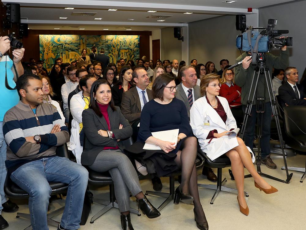 68 novos médicos iniciam formação no SESARAM