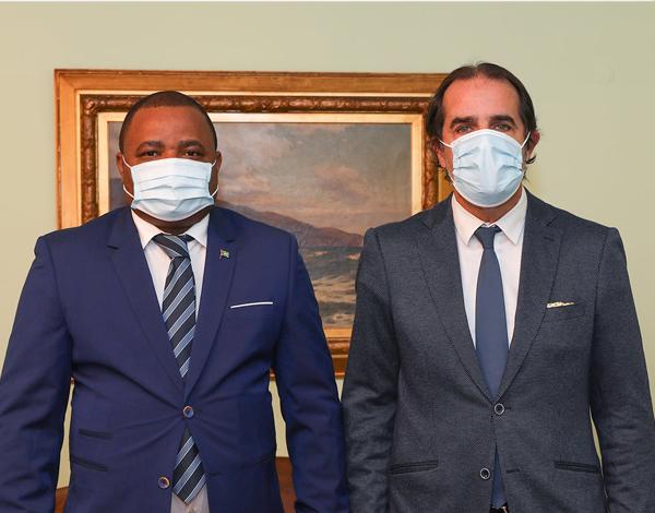 Madeira e São Tomé e Príncipe concertam formas de cooperação