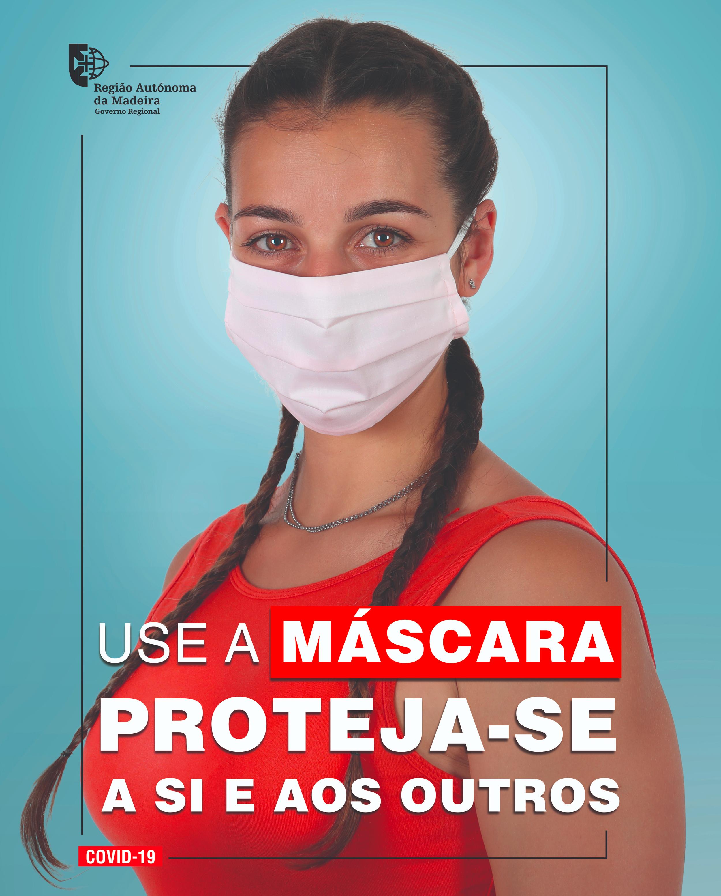 Use a máscara