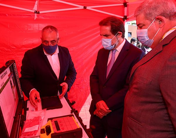 Governo reforça meios de combate a incêndios urbanos