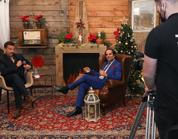 Albuquerque visitou 'Na Minha Terra TV'