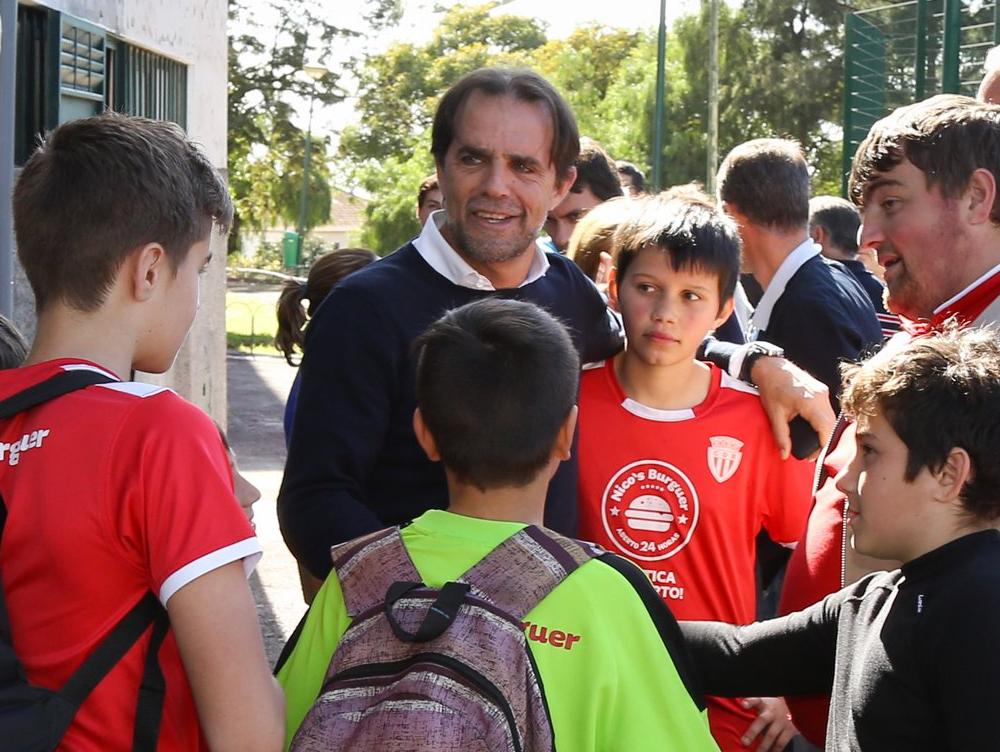 Desporto é essencial na formação dos jovens